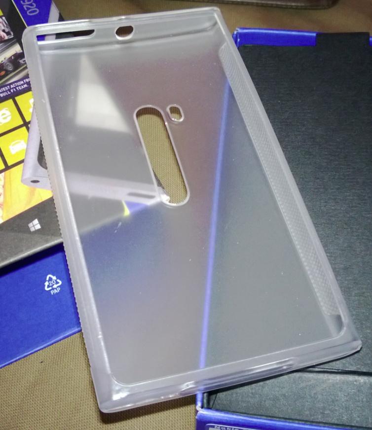 [ACCESOIRES] Coque gel pour Nokia Lumia 920 Photo_10