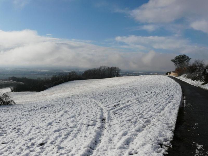Dossier sur l'épisode neigeux du 26/12/08 à Toulouse P1020210