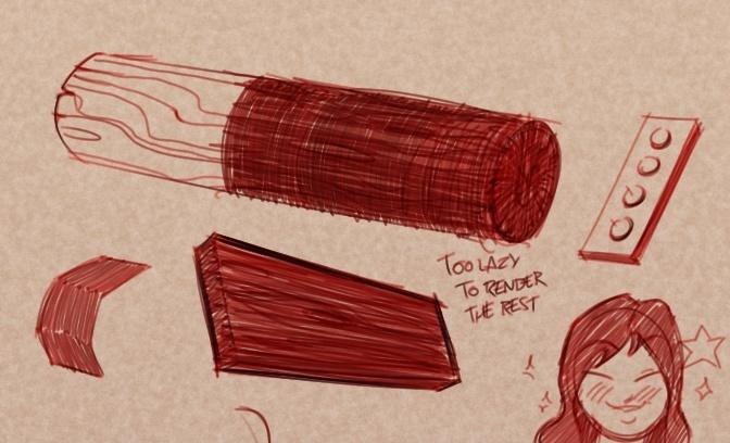 Leo's crazy sketchbook - Page 6 24210