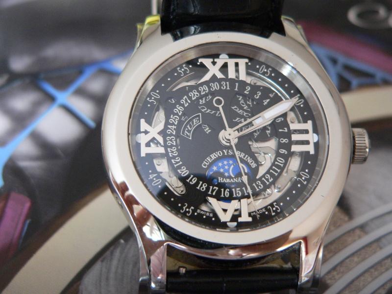 Montres Cuervo y Sobrinos - Plaisirs horlogers de Cuba 0k11