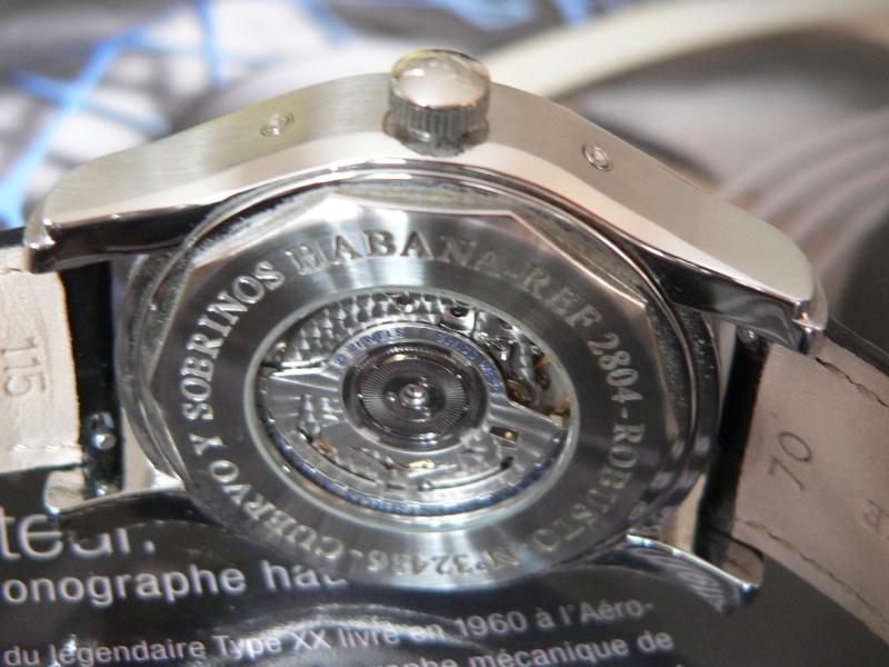 Montres Cuervo y Sobrinos - Plaisirs horlogers de Cuba P1070511