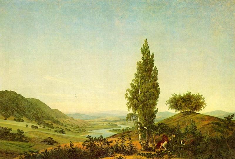 Caspar David Friedrich - Page 3 Aa389