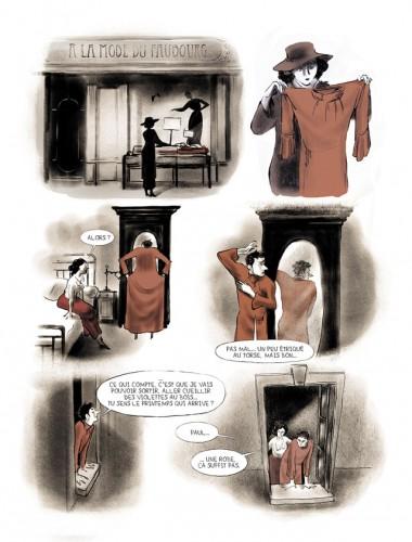 [BD] Chloé Cruchaudet Aa622