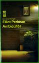 Elliot Perlman [Australie] A934