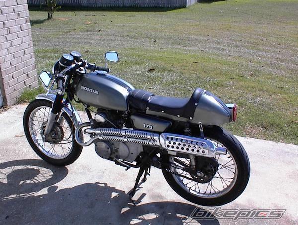 honda 175 Bikepi11