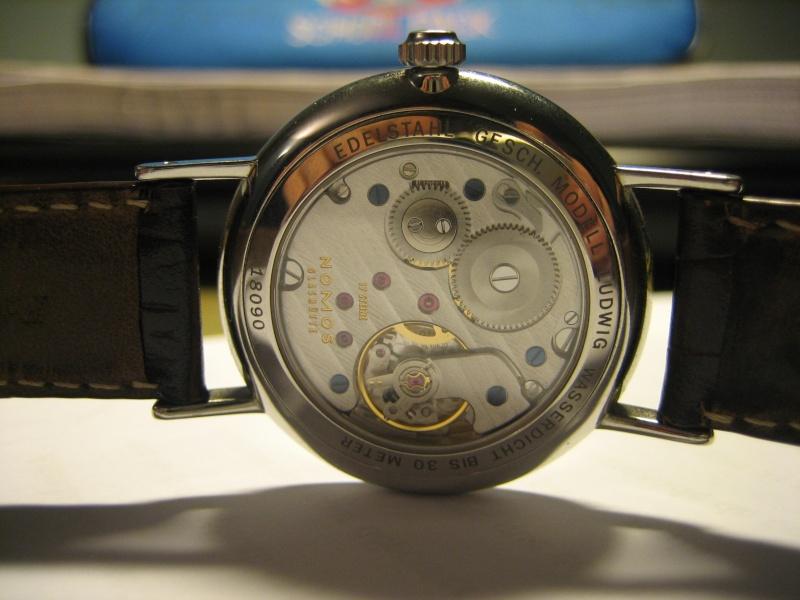 Choix de montre mécanique manuelle Fond10