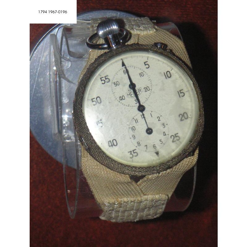 Première montre dans l'espace A1967010