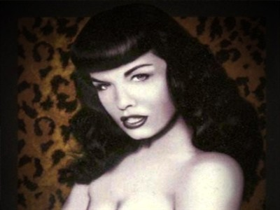 Umrla pin-up ikona Bettie Page 541