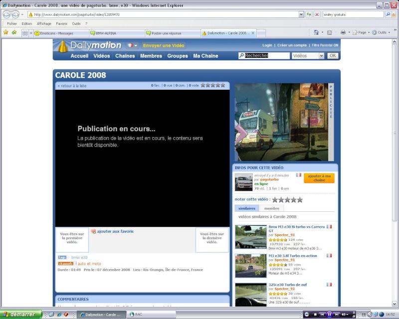 téléton 2008 circuit carole Tot10