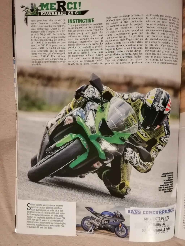 Kawasaki zx6r 2019  Img_2022