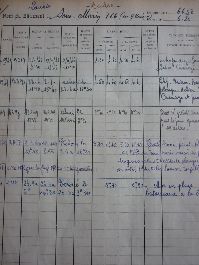 DOC U 766 ( Laubie) P1020512