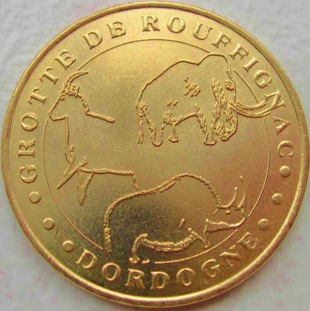 Rouffignac Saint-Cernin-de-Reillac (24580)  {UECU] 2410