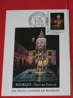 18 - Bourges - Cercle Philatélique Bourge11
