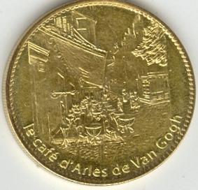 Arthus-Bertrand revers Trésors de France Cafa10