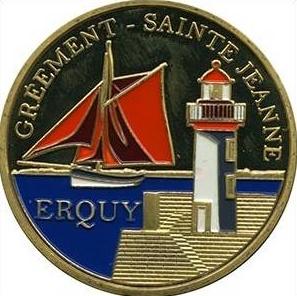 Souvenirs et Patrimoine 34mm  Erquy10