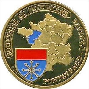 Souvenirs et Patrimoine 34mm  = 24 Fontev11