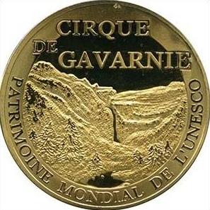 Souvenirs et Patrimoine 34mm  Gavarn10