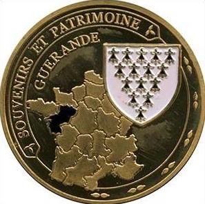 Souvenirs et Patrimoine 34mm  = 24 Gueran11