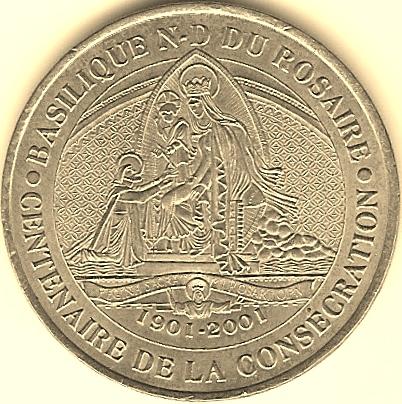 Lourdes (65100)  [UEEM] Ll10