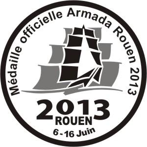 2013 - Armada de Rouen Logo2010