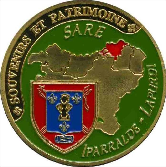 Sare (64310)  [Train de la Rhune] Sar10