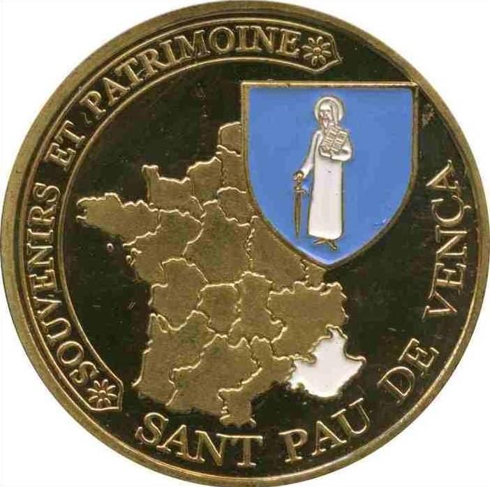 Souvenirs et Patrimoine 34mm  Stpau10