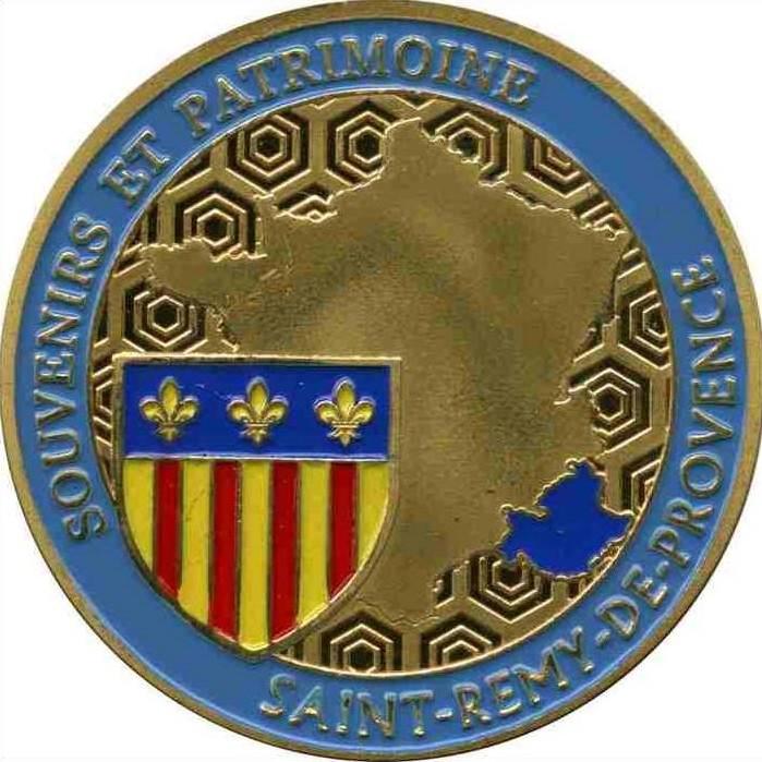 Saint-Rémy-de-Provence (13210)  [Glanum] Strem10