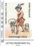 25 - ? - Amis d'Émile Reynaud Timbre17