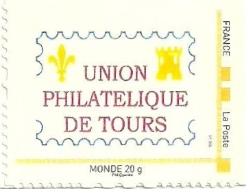 37 - Tours - Union Philatélique Tours10