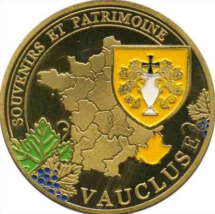 Souvenirs et Patrimoine 34mm  Vaiso11