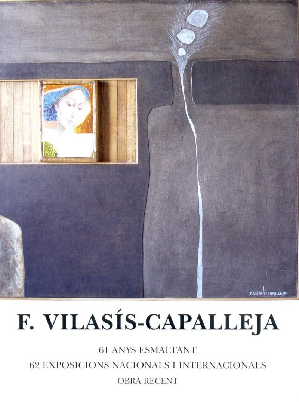 EXPOSICIÓN DE  FRANCESC VILASÍS-CAPALLEJA Vilasi10