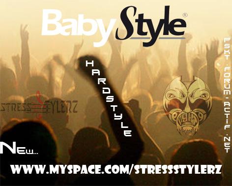 "new track BabyStyle by StressStylerz ""PSKT"" Logo_b11"