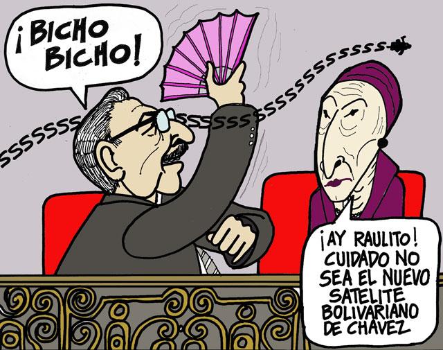 CARICATURAS - CASTRO-CHAVISMO - Página 5 Bicho10