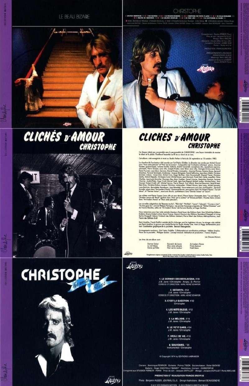"""La sortie de """"Paradis retrouvé"""" et de la réédition de la discographie Motors Christ22"""
