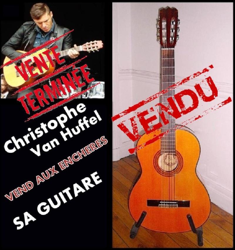 Mise aux enchéres Offrez-vous la guitare de Christophe Van Huffel du 17/02/2013 au 17/03/2013 VENDU Nouvea14