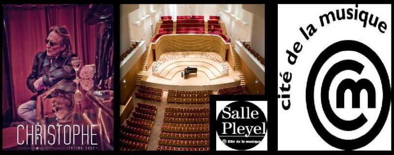 05/10/ 2013 Christophe Intime Tour samedi 20:00 Salle Pleyel  75008 Paris  Nouvea22