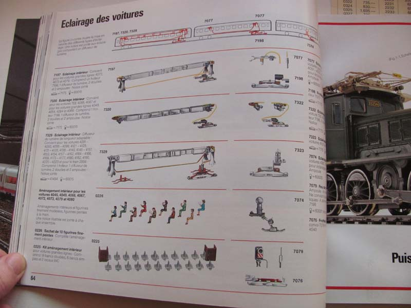 [Märklin] Catalogue 1986-1987 Img_0217