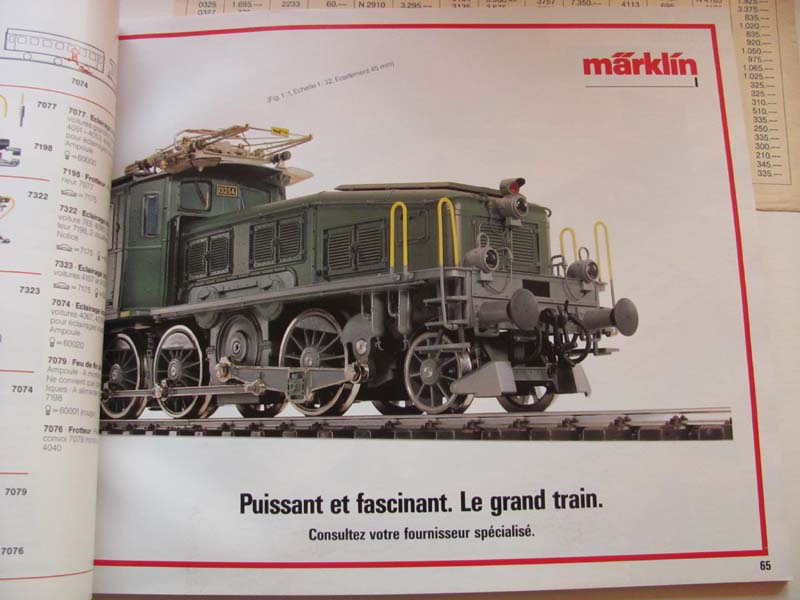 [Märklin] Catalogue 1986-1987 Img_0218