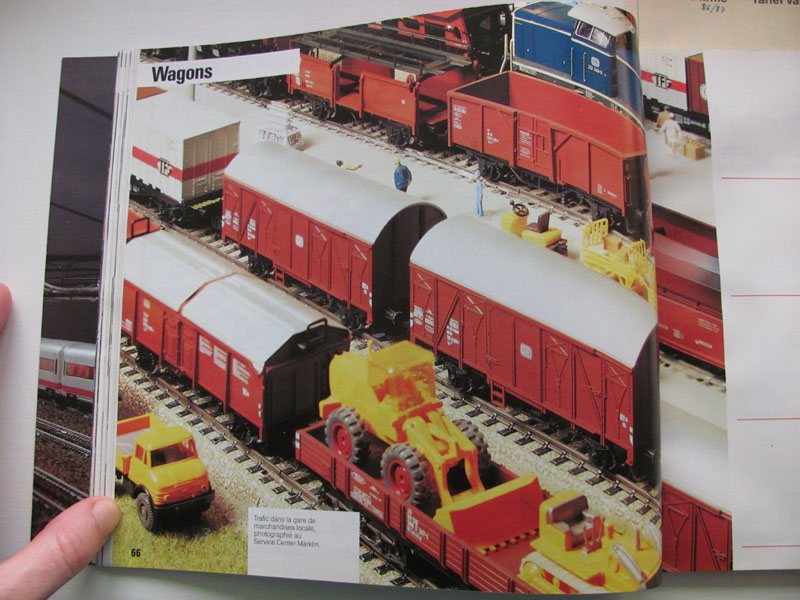 [Märklin] Catalogue 1986-1987 Img_0220