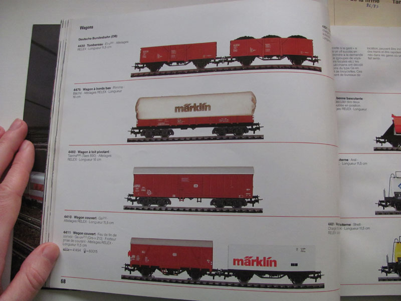 [Märklin] Catalogue 1986-1987 Img_0222