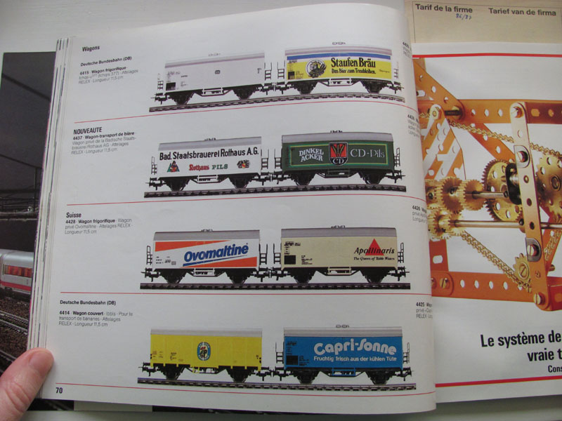 [Märklin] Catalogue 1986-1987 Img_0224