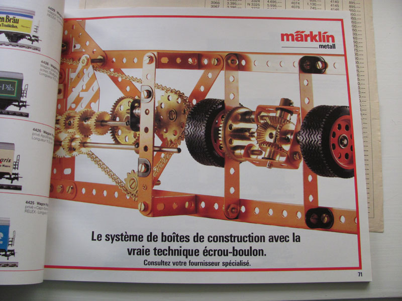 [Märklin] Catalogue 1986-1987 Img_0225