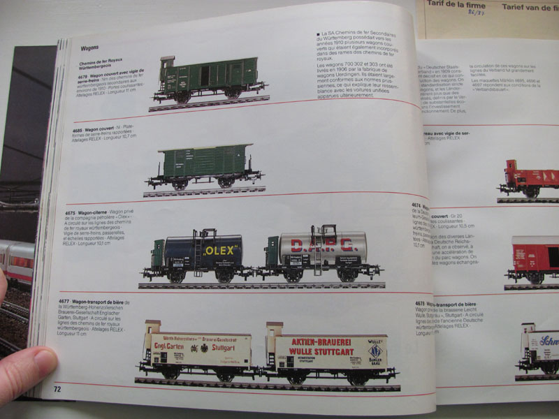 [Märklin] Catalogue 1986-1987 Img_0226