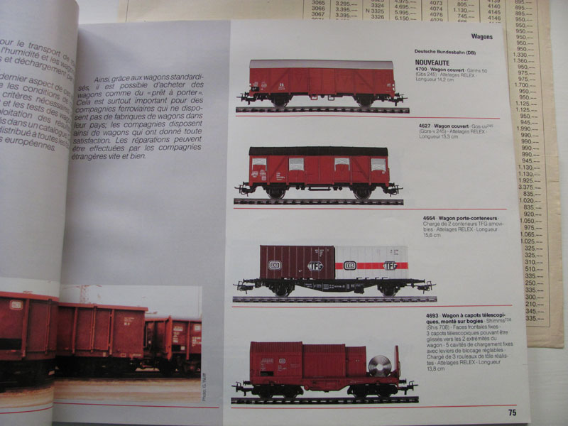 [Märklin] Catalogue 1986-1987 Img_0229