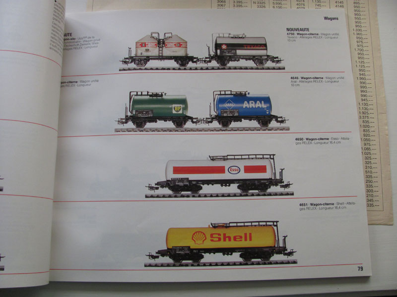 [Märklin] Catalogue 1986-1987 Img_0233
