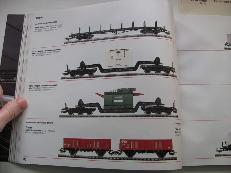 [Märklin] Catalogue 1986-1987 Img_0234