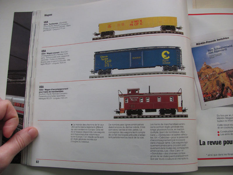 [Märklin] Catalogue 1986-1987 Img_0236