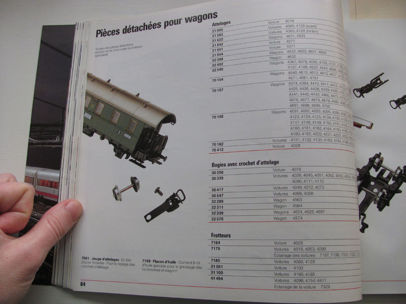 [Märklin] Catalogue 1986-1987 Img_0238