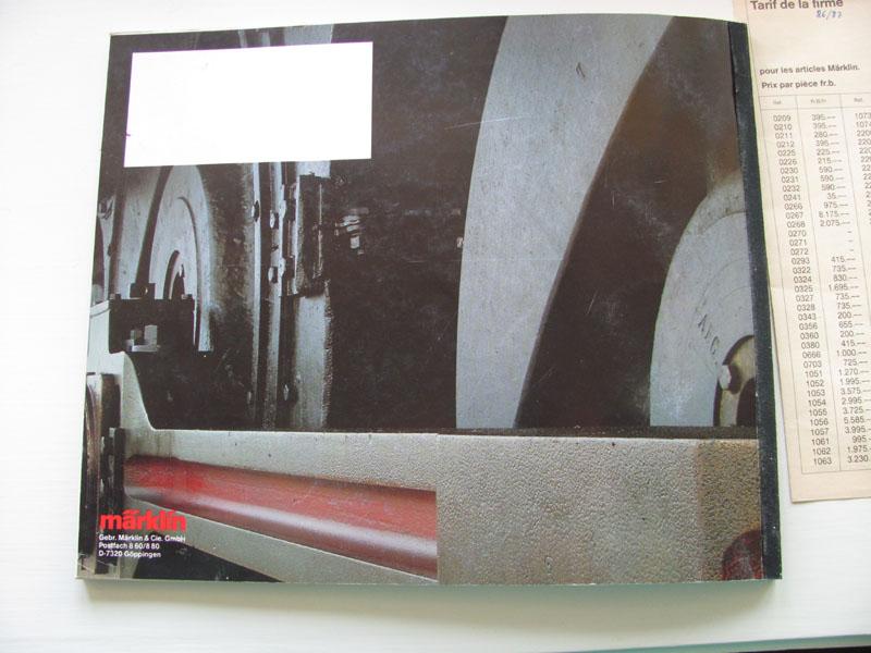 [Märklin] Catalogue 1986-1987 - Page 3 Img_0347