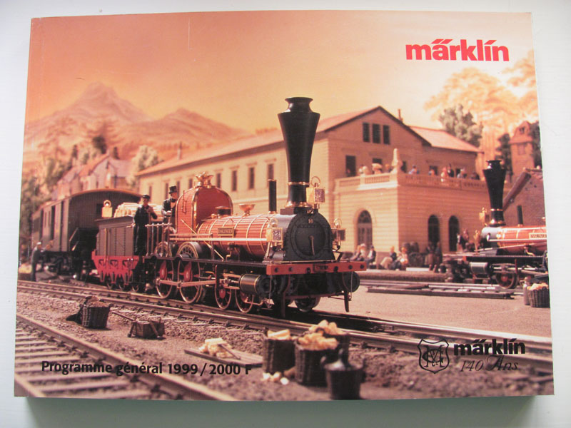 [Märklin] Catalogue 1999-2000 Img_0410